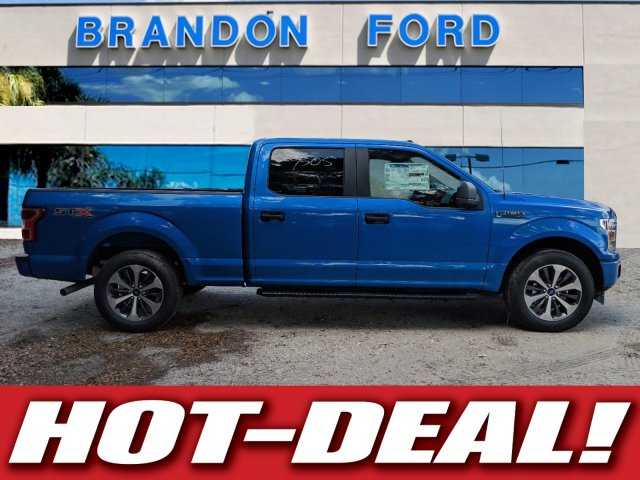 2019 F-150 SuperCrew Cab 4x2,  Pickup #K2779 - photo 1