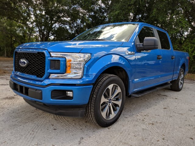 2019 F-150 SuperCrew Cab 4x2,  Pickup #K2779 - photo 3