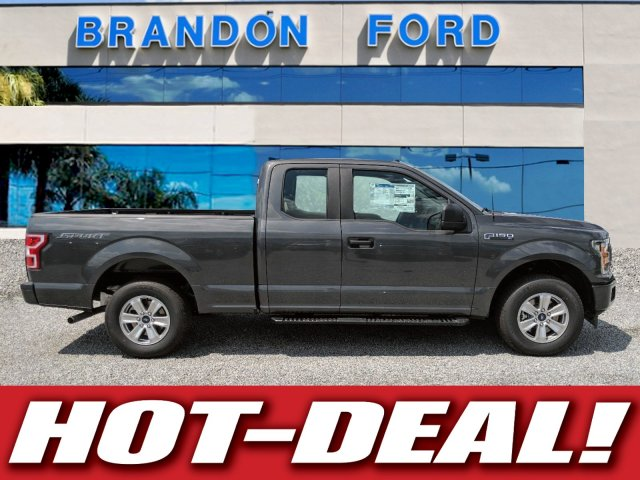 2019 F-150 Super Cab 4x2,  Pickup #K2781 - photo 1
