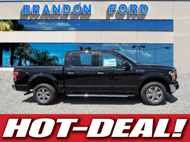 2019 F-150 SuperCrew Cab 4x2,  Pickup #K2784 - photo 1