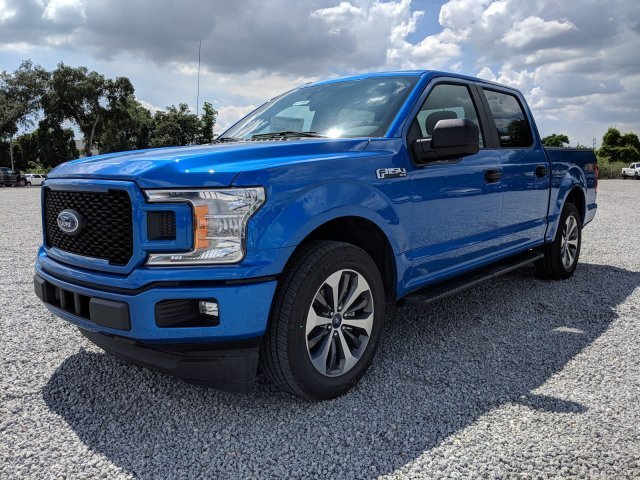 2019 F-150 SuperCrew Cab 4x2,  Pickup #K2789 - photo 3