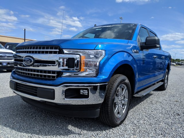 2019 F-150 SuperCrew Cab 4x2,  Pickup #K2828 - photo 4