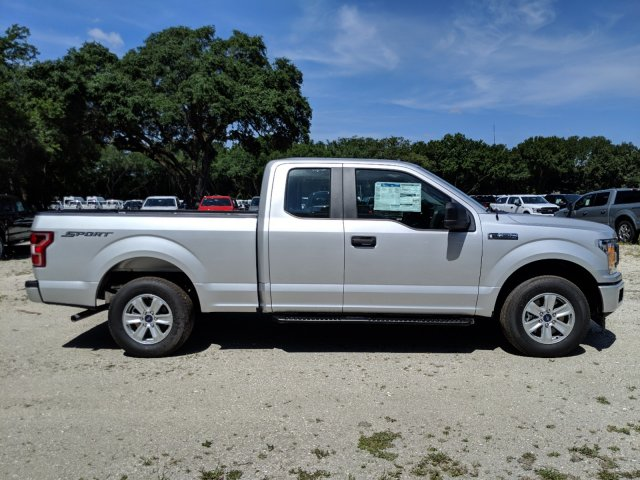 2019 F-150 Super Cab 4x2,  Pickup #K2835 - photo 1