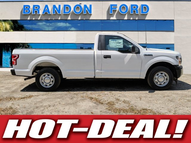 2019 F-150 Regular Cab 4x2,  Pickup #K2862 - photo 1