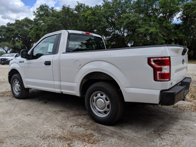 2019 F-150 Regular Cab 4x2,  Pickup #K2868 - photo 9