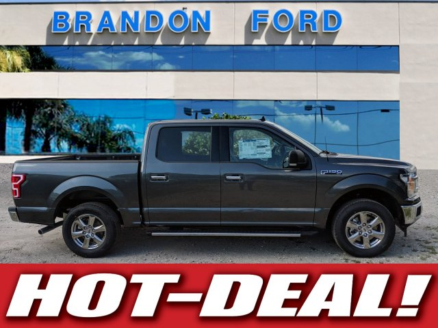 2019 F-150 SuperCrew Cab 4x2,  Pickup #K2871 - photo 1