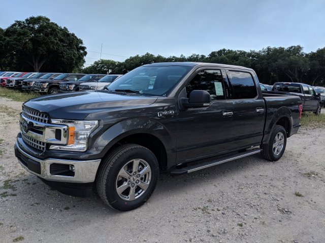 2019 F-150 SuperCrew Cab 4x2, Pickup #K2871 - photo 3