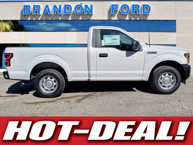 2019 F-150 Regular Cab 4x2,  Pickup #K2875 - photo 1