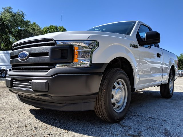 2019 F-150 Regular Cab 4x2,  Pickup #K2875 - photo 3