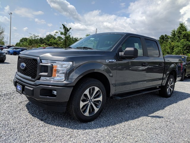2019 F-150 SuperCrew Cab 4x2,  Pickup #K2876 - photo 3
