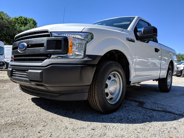2019 F-150 Regular Cab 4x2,  Pickup #K2877 - photo 3