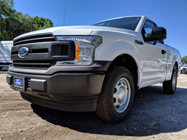 2019 F-150 Regular Cab 4x2,  Pickup #K2881 - photo 3