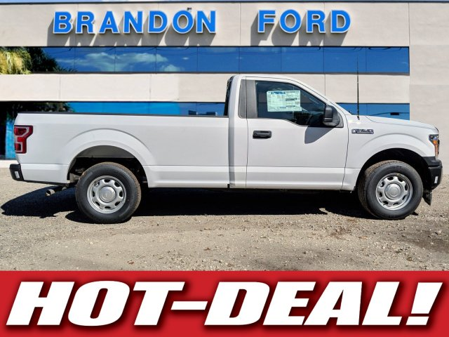 2019 F-150 Regular Cab 4x2,  Pickup #K2885 - photo 1