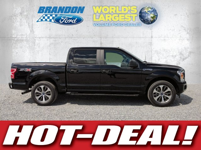 2019 F-150 SuperCrew Cab 4x2,  Pickup #K2925 - photo 1