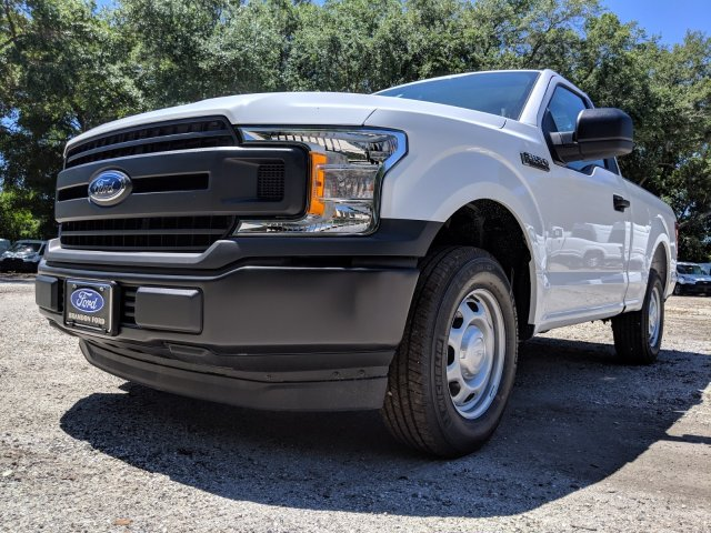 2019 F-150 Regular Cab 4x2,  Pickup #K2948 - photo 3