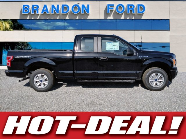2019 F-150 Super Cab 4x2,  Pickup #K2975 - photo 1