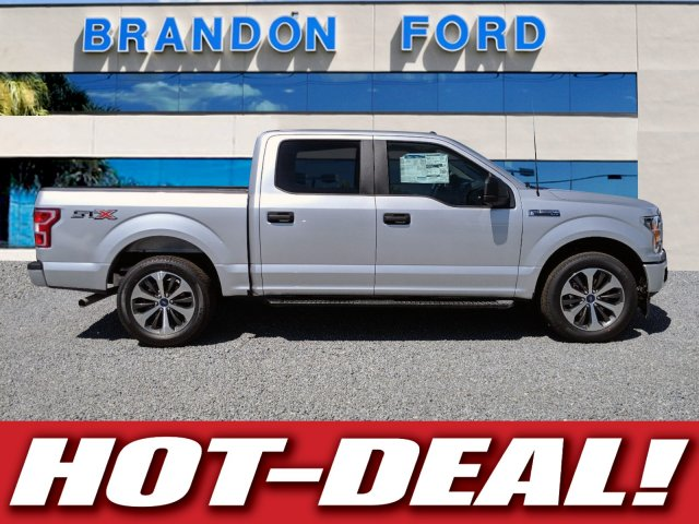 2019 F-150 SuperCrew Cab 4x2,  Pickup #K2977 - photo 1