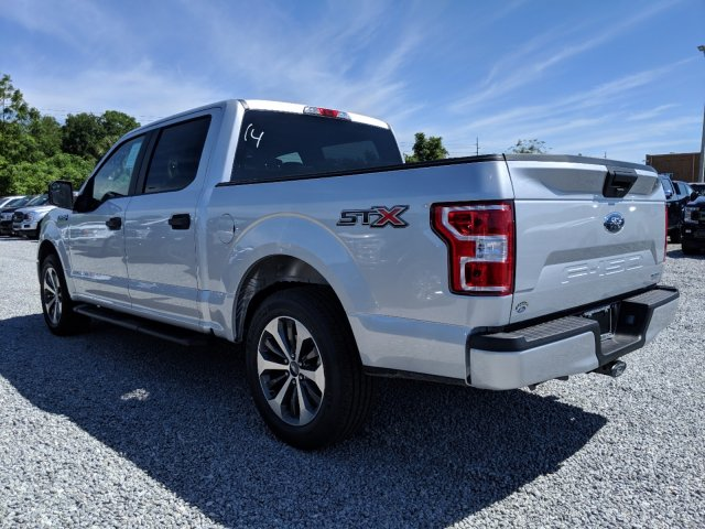 2019 F-150 SuperCrew Cab 4x2,  Pickup #K2977 - photo 4
