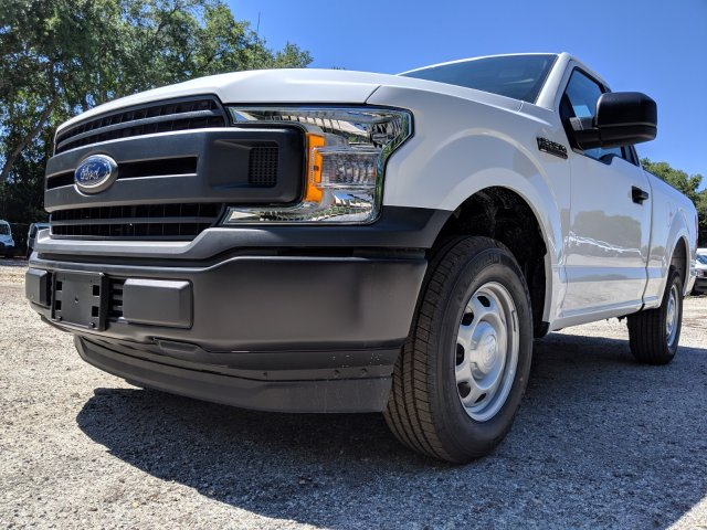 2019 F-150 Regular Cab 4x2,  Pickup #K2985 - photo 3