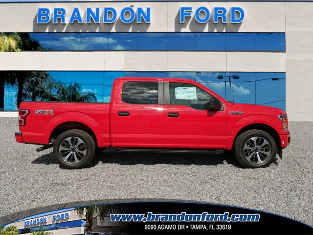 2019 F-150 SuperCrew Cab 4x2,  Pickup #K3001 - photo 1