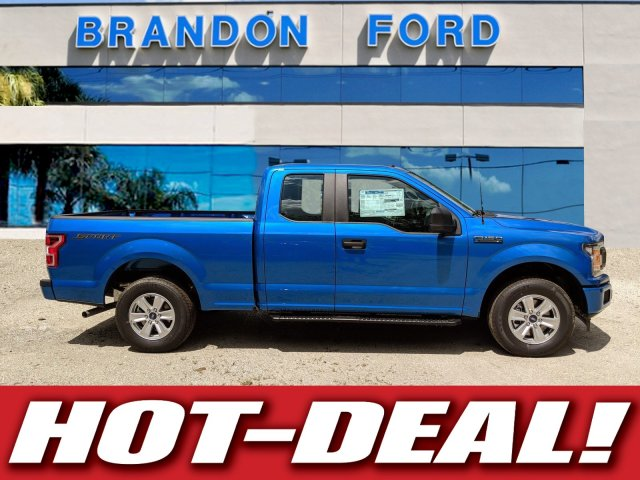 2019 F-150 Super Cab 4x2, Pickup #K3017 - photo 1