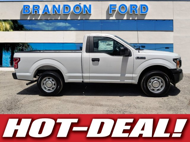 2019 F-150 Regular Cab 4x2,  Pickup #K3022 - photo 1