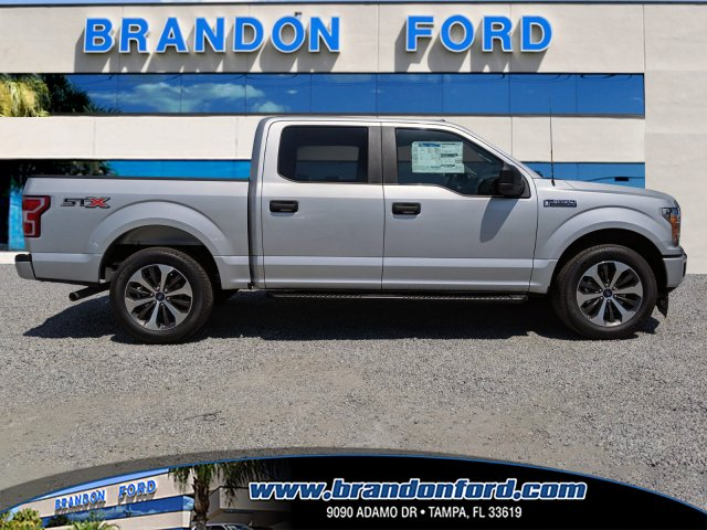 2019 F-150 SuperCrew Cab 4x2,  Pickup #K3035 - photo 1