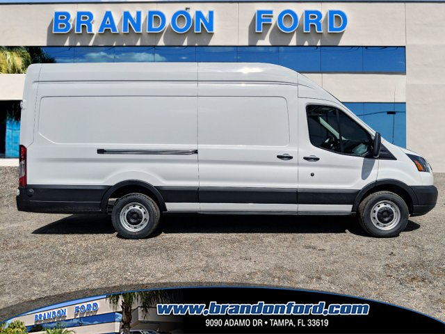 2019 Transit 350 High Roof 4x2,  Empty Cargo Van #K3039 - photo 1