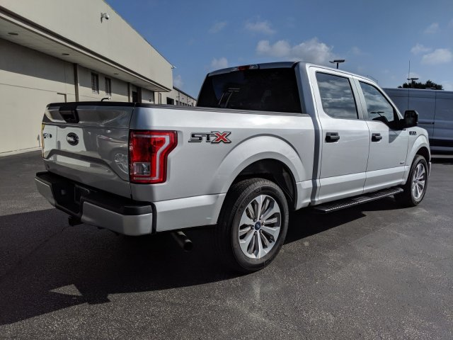 2017 F-150 SuperCrew Cab 4x2,  Pickup #K3060A - photo 1