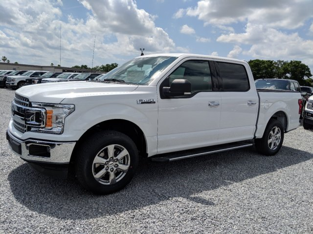 2019 F-150 SuperCrew Cab 4x2,  Pickup #K3063 - photo 5
