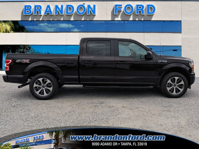 2019 F-150 SuperCrew Cab 4x2,  Pickup #K3120 - photo 1