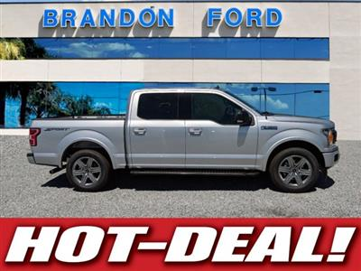 2019 F-150 SuperCrew Cab 4x2,  Pickup #K3236 - photo 1