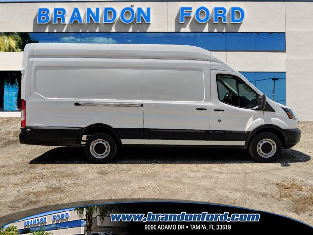 2019 Transit 350 High Roof 4x2,  Empty Cargo Van #K3239 - photo 1