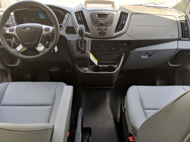 2019 Transit 350 High Roof 4x2,  Empty Cargo Van #K3239 - photo 5