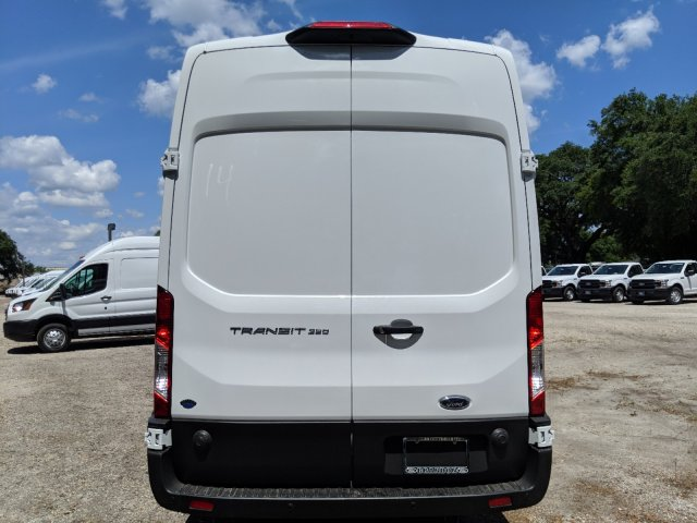 2019 Transit 350 High Roof 4x2,  Empty Cargo Van #K3239 - photo 9