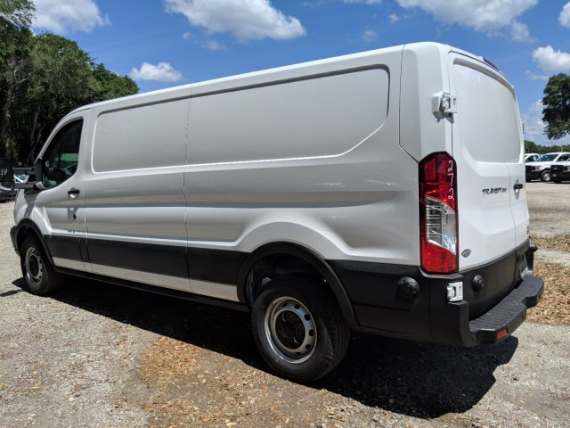 2019 Transit 250 Low Roof 4x2,  Empty Cargo Van #K3274 - photo 10