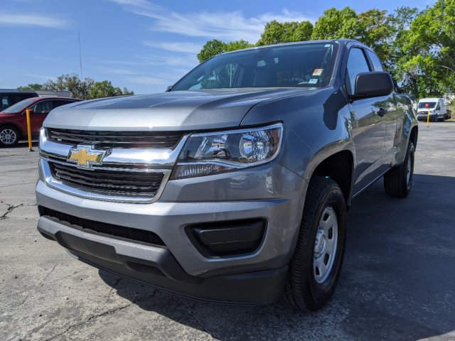 2019 Colorado Extended Cab 4x2, Pickup #K3293A - photo 3