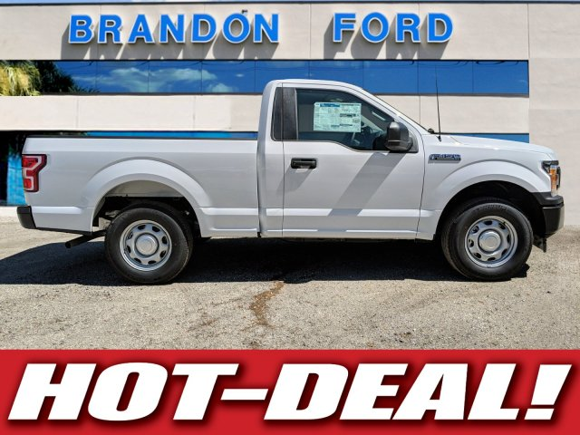 2019 F-150 Regular Cab 4x2,  Pickup #K3317 - photo 1