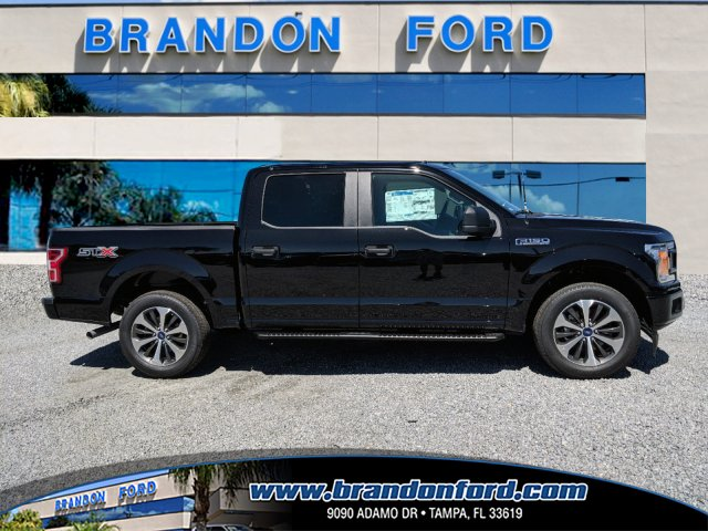 2019 F-150 SuperCrew Cab 4x2,  Pickup #K3339 - photo 1
