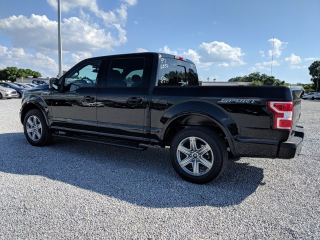 2019 F-150 SuperCrew Cab 4x2,  Pickup #K3390 - photo 5