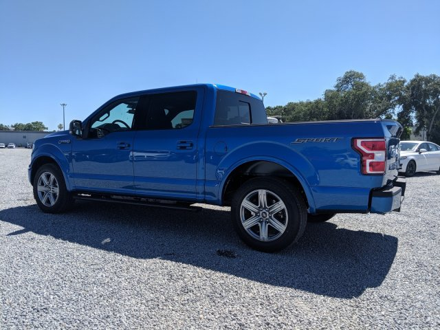 2019 F-150 SuperCrew Cab 4x2,  Pickup #K3408 - photo 9