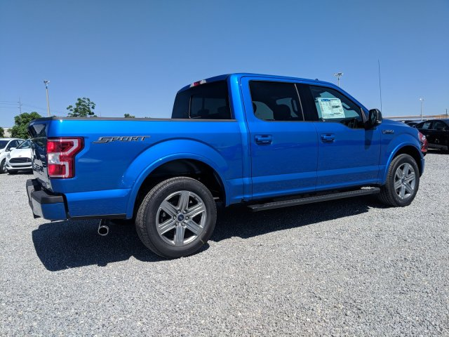 2019 F-150 SuperCrew Cab 4x2,  Pickup #K3408 - photo 2