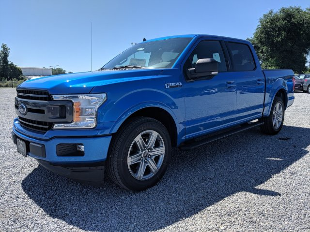 2019 F-150 SuperCrew Cab 4x2,  Pickup #K3408 - photo 3