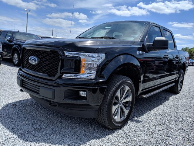 2019 F-150 SuperCrew Cab 4x4,  Pickup #K3423 - photo 3