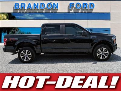 2019 F-150 SuperCrew Cab 4x4,  Pickup #K3423 - photo 1