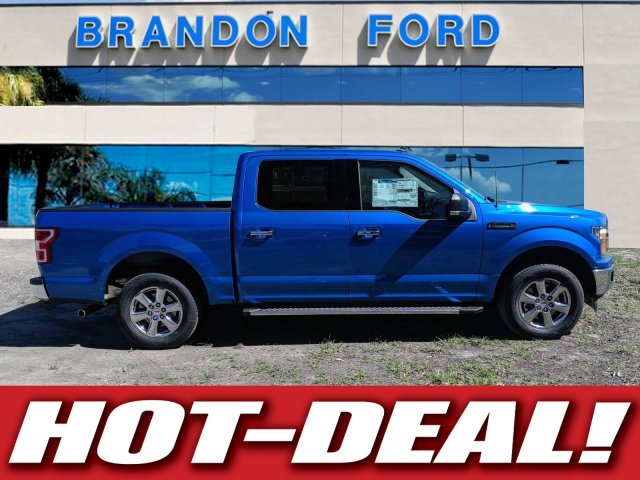 2019 F-150 SuperCrew Cab 4x2,  Pickup #K3497 - photo 1