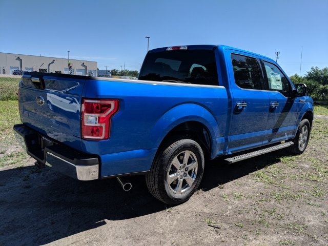 2019 F-150 SuperCrew Cab 4x2,  Pickup #K3497 - photo 2