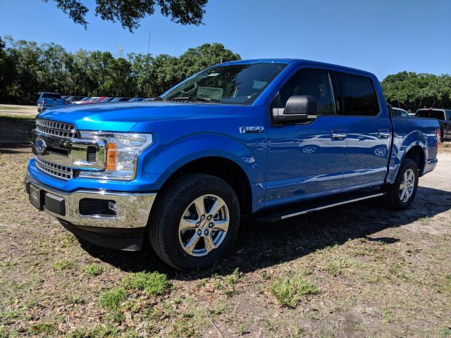 2019 F-150 SuperCrew Cab 4x2,  Pickup #K3497 - photo 3