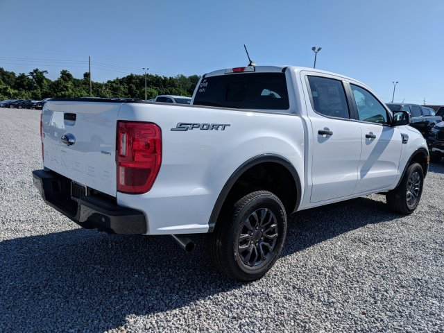 2019 Ranger SuperCrew Cab 4x2,  Pickup #K3562 - photo 1