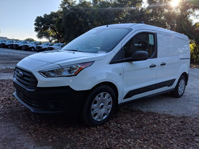 2019 Transit Connect 4x2, Empty Cargo Van #K3568 - photo 4